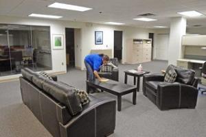 Уборка офисных помещений, уборка помещений, компания